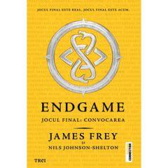 Endgame. Jocul final - Convocarea - James Frey, Nils Johnson-Shelton