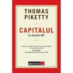 Capitalul In Secolul XXI - Thomas Piketty