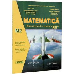 Matematica cls a XII-a M2 - Ion D. Ion, Eugen Campu