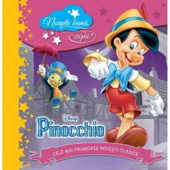 Disney - Pinocchio - Noapte buna, copii!