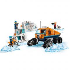 LEGO® City Camion arctic de cercetare 60194