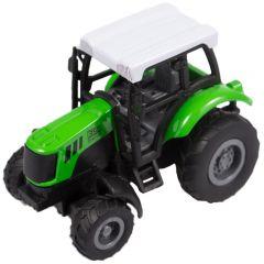 Macheta auto de colectie, Tractor 350, Minimodel Metal - Plastic, verde, Scara 1:43