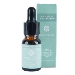 Ulei aromaterapie, Hammam Inspiration, 10 ml, ulei esential Scentchips