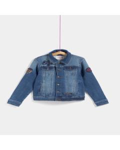 Jachetă jeans 2/14 ani