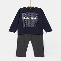 Pijama bărbați 3XL/6XL