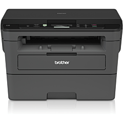 Multifunctionala Brother DCP-L2532DW, Laser, Monocrom, Format A4, Duplex, Wi-Fi