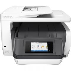 Multifunctional HP Officejet Pro 8730 e-All-in-One, Inkjet, Color, Format A4, Fax, Retea, Wi-Fi, Duplex