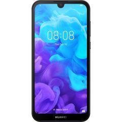 Telefon mobil Huawei Y5 2019, Dual SIM, 16GB, 4G, Negru
