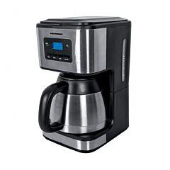Heinner Cafetiera Digitala HCM-900XMC, 900W, 1L, cana termos, Lcd, Timer, Inox