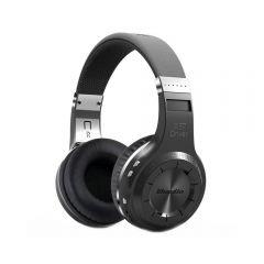 Casti Wireless Bluedio HT, Bluetooth, Stereo, Microfon, Raspuns apeluri, Pliabile, Aux, Negru