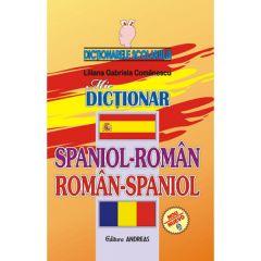Dictionar spaniol-roman; roman-spaniol