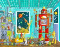 Puzzle Schmidt - Roboti, 60 piese (56159)
