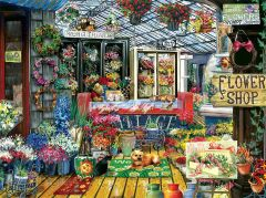 Puzzle SunsOut - Tom Wood: Fresh Cut Flowers, 1.000 piese (63961)