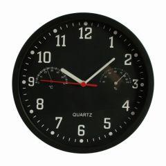 Ceas de perete Black, 23 cm