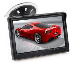 Display auto LCD 4.3″ cu ventuza pentru parbriz