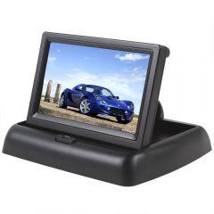 Display auto LCD 4.3″ pliabil