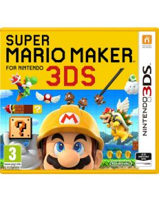 Joc Super Mario Maker Pentru Nintendo 3ds
