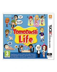 Joc Tomodachi Life Pentru Nintendo 3ds