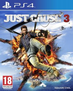 Joc Just Cause 3 Pentru Playstation 4