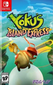 Joc Yoku's Island Express pentru Nintendo Switch