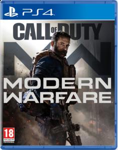 Joc Call of Duty: Modern Warfare 2019 PS4 + bonus precomanda Beta Early Access si Classic Captain