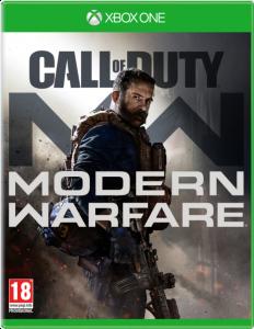 Joc Call of Duty: Modern Warfare 2019 pentru Xbox One + bonus precomanda Beta Early Access si Classic Captain