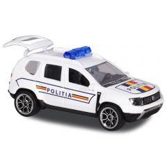 Masina de politie Majorette Dacia Duster