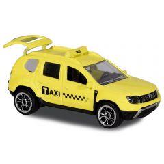 Masina Majorette Taxi Dacia Duster