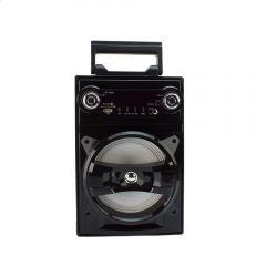 Boxa bluetooth portabila 25W, radio FM, mp3, USB, SD, cu LED si telecomanda, Sal BT 1650