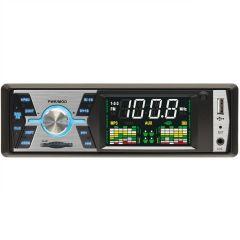 Radio MP3 player auto, port USB, SD, cu telecomanda