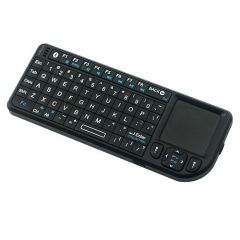 Mini tastatura Rii X1 wireless cu touchpad