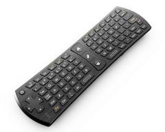 Mini wireless air mouse si tastatura full qwerty