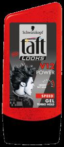 Gel par Taft looks v12 150ml