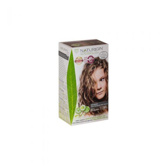 Carrefour Romania Vopsea Permanenta Naturigin 81 Blond Deschis
