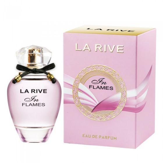 Carrefour Romania Parfum La Rive In Flames Edp 90ml Parfumuri