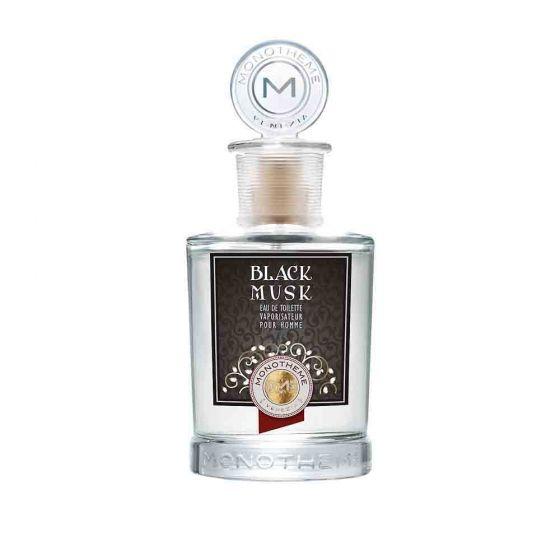 Carrefour Romania Apa De Toaleta Monotheme Black Musk Edt 100 Ml
