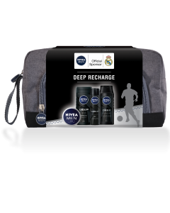 Set cadou Nivea Men Deep Recharge