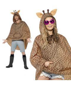 Pelerina ploaie poncho Girafa