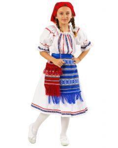 Costum national popular Ilinca   105 cm (2-3 ani)