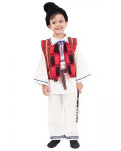 Costum popular baieti Vasile   110 cm (3-4 ani)