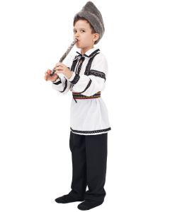 Costum popular baieti Gheorghita   120 cm (5-6 ani)