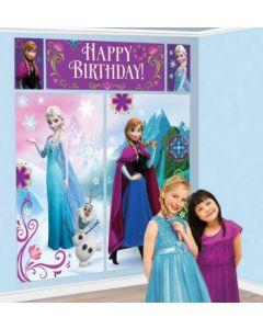 Decor camera fete postere Frozen