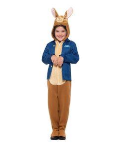 Costum iepuras Peter Rabbit   115 cm (4-5 ani)