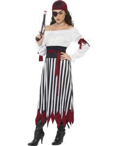 Costum pirat dama   L