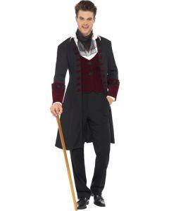 Costum Halloween conte vampir   M