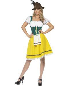 Costum Oktoberfest Bavareza   L