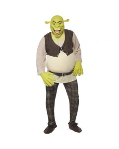 Costum Shrek adult   L
