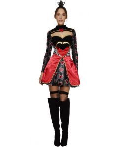 Costum regina inimilor Fever   S