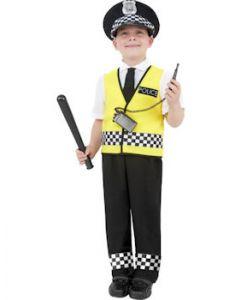 Costum politist copil Police   115 cm (4-5 ani)