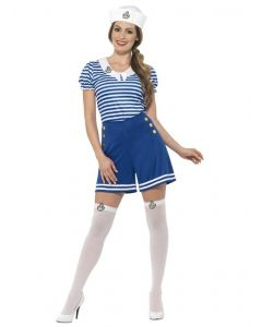 Costum marinarita Nautical   L
